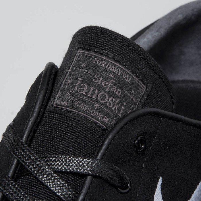 sports shoes b2432 17a9a ... Nike Sb Zoom Stefan Janoski black white-thunder grey (333824-067) ...