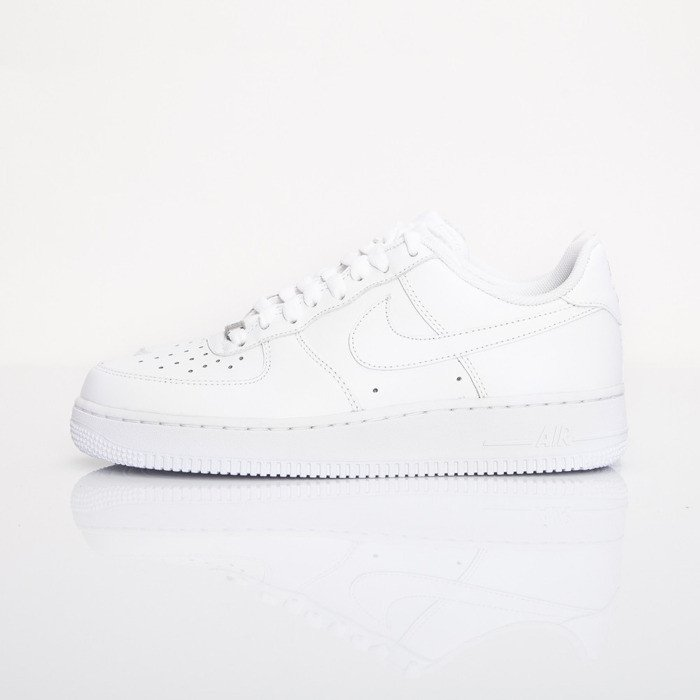 ... Nike WMNS Air Force 1 '07 Low white (315115-112) ...