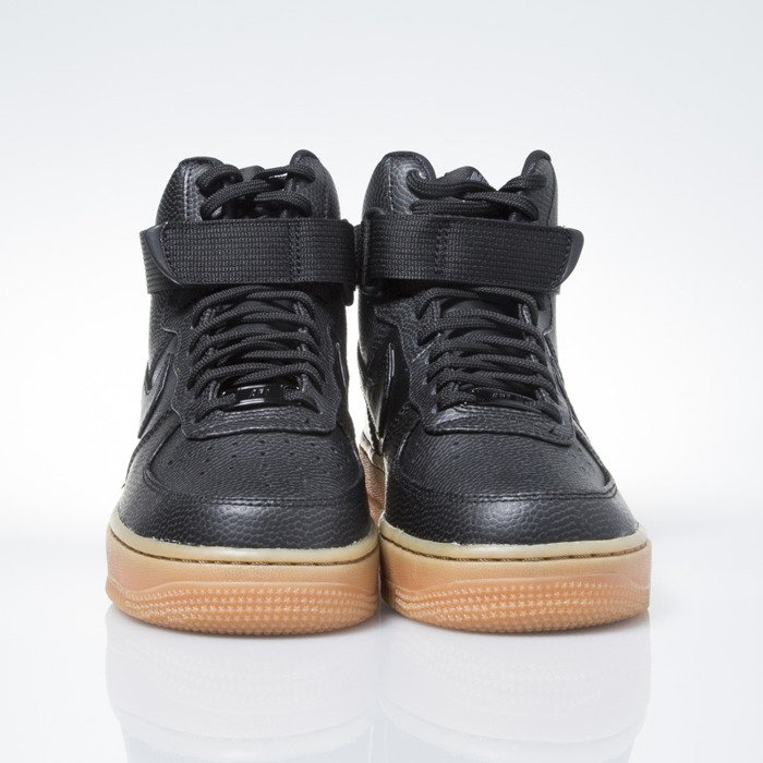 the best attitude 97944 25e66 ... Nike WMNS Air Force 1 Hi Se black   black-dark grey (860544- ...