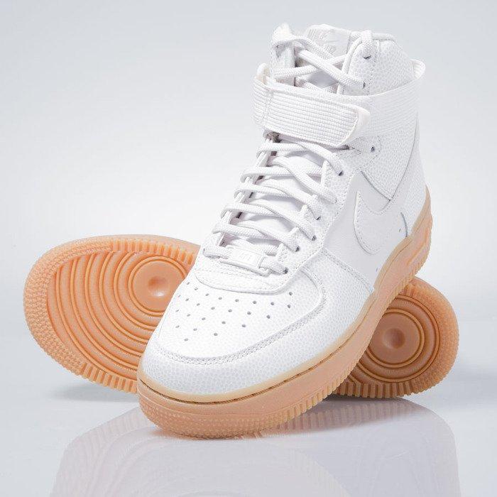 ladies shoes nike wmns air force 1 hi sephantom / phantom-lt iron ore