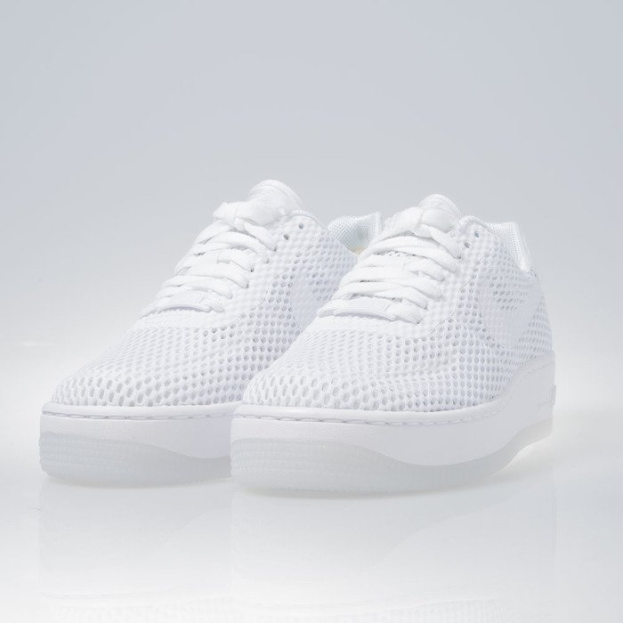 396e3cd9e0c ... Nike WMNS Air Force 1 Low Upstep BR white white (833123-100) ...