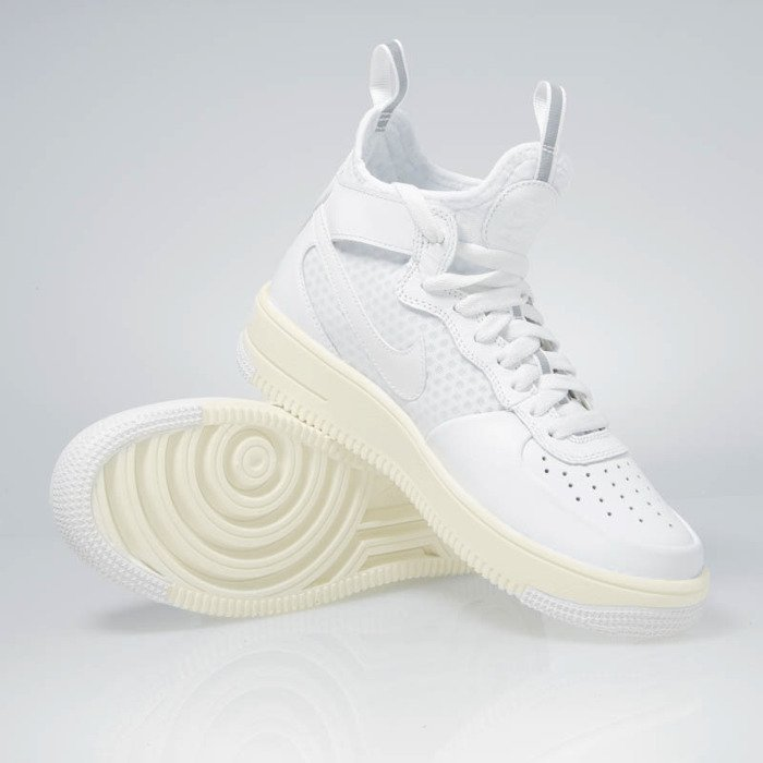 reputable site 80195 75700 ... Nike WMNS Air Force 1 Ultraforce Mid summit white  summit white  864025-100 ...