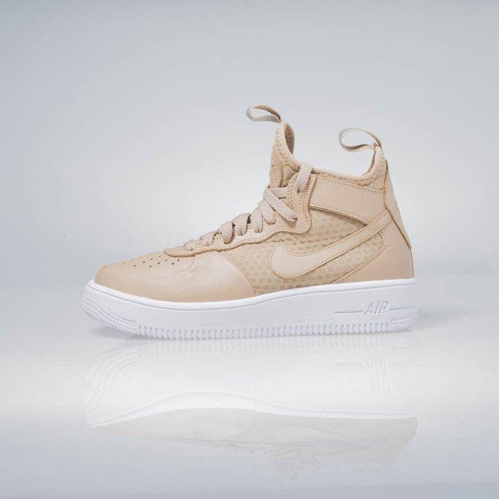 Nike Wmns Air Force 1 Ultraforce Mid | Brown | Sneakers