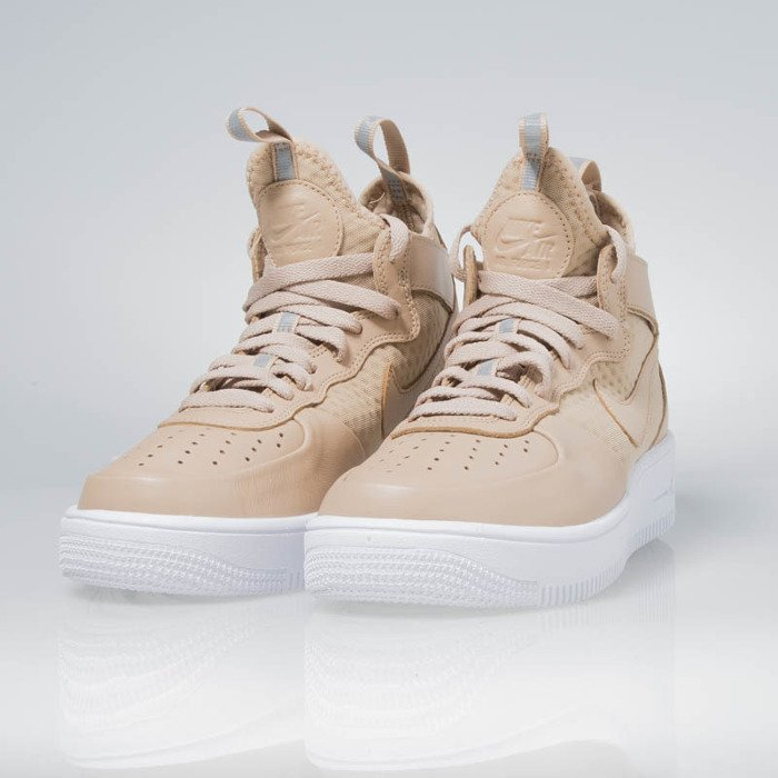 297b8e2ae0d23f ... Nike WMNS Air Force 1 Ultraforce Mid vachetta tan   vachetta tan  864025-200 ...