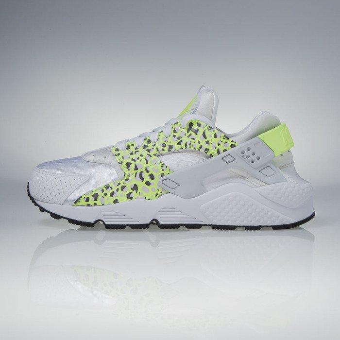 sports shoes fc404 a32d1 Nike WMNS Air Huarache Run Premium white   ghost green-pr platinum (683818- 101)   Bludshop.com