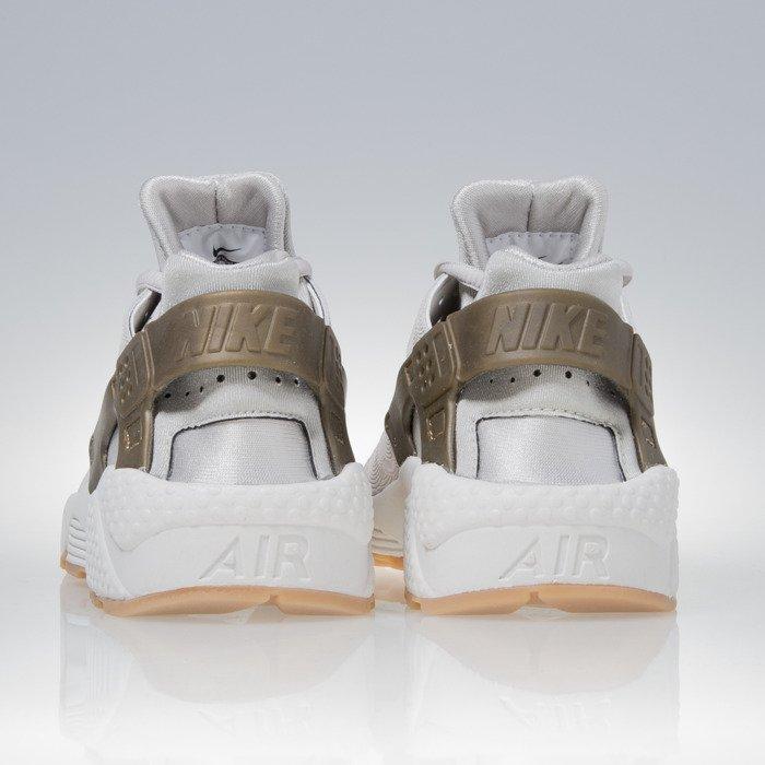sports shoes 5fc5b fd55c ... Nike WMNS Air Huarache Run Prm Suede gamma grey   phantom (833145-001)  ...
