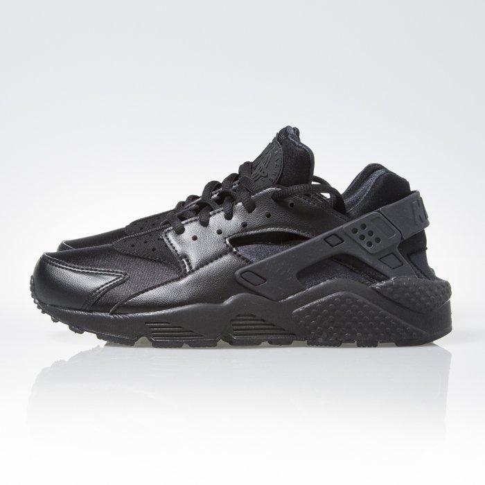 big sale 9e8a8 1fda4 ... Nike WMNS Air Huarache Run black   black (634835-012) ...