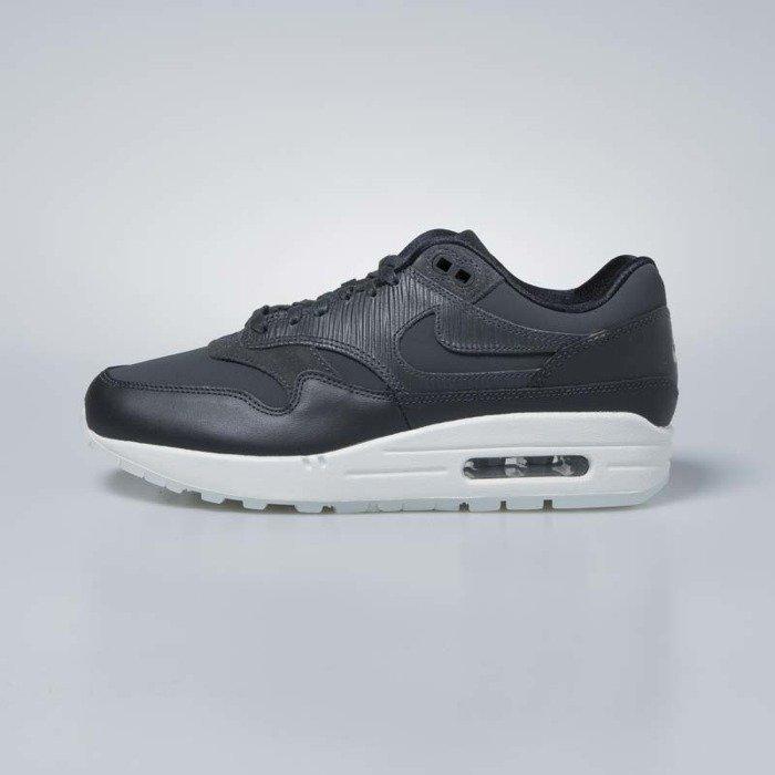 hot sale online 0debb 51fc3 Nike WMNS Air Max 1 Premium anthracite   anthracite - black 454746-016    Bludshop.com