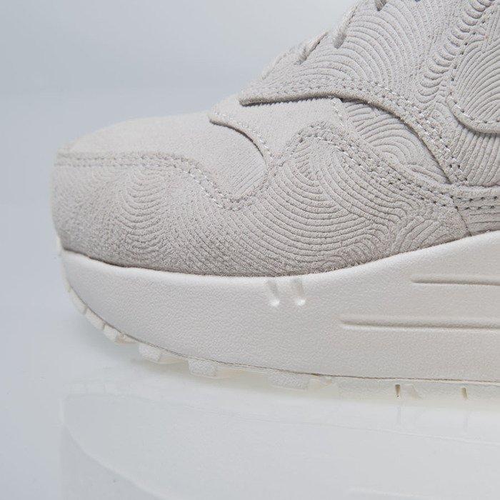 brand new 892b9 f13f4 Nike WMNS Air Max 1 Premium gamma grey   metallic golden (454746-009) ...