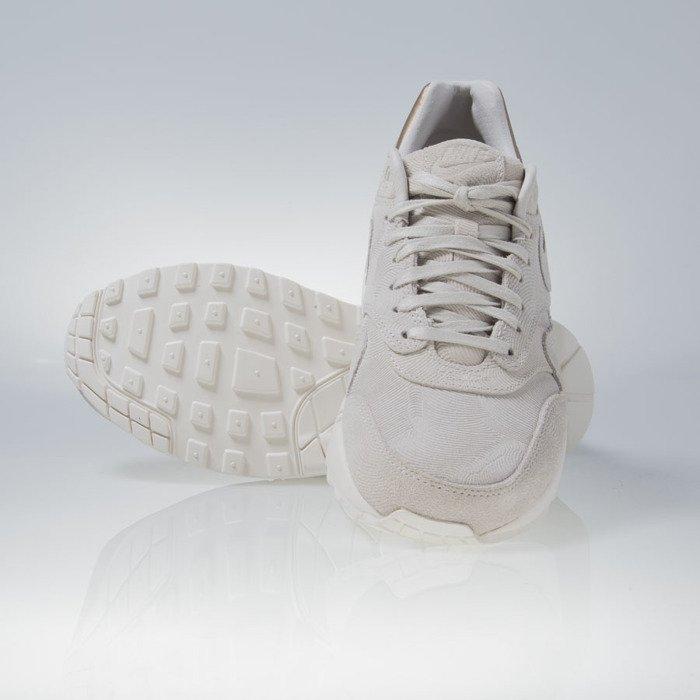 the best attitude 5e7a3 9067a ... Nike WMNS Air Max 1 Premium gamma grey  metallic golden (454746-009)  ...