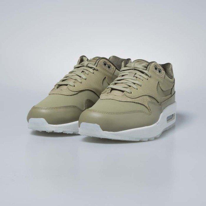 4df996428c19de ... Nike WMNS Air Max 1 Premium neutral olive   neutral olive 454746-205 ...