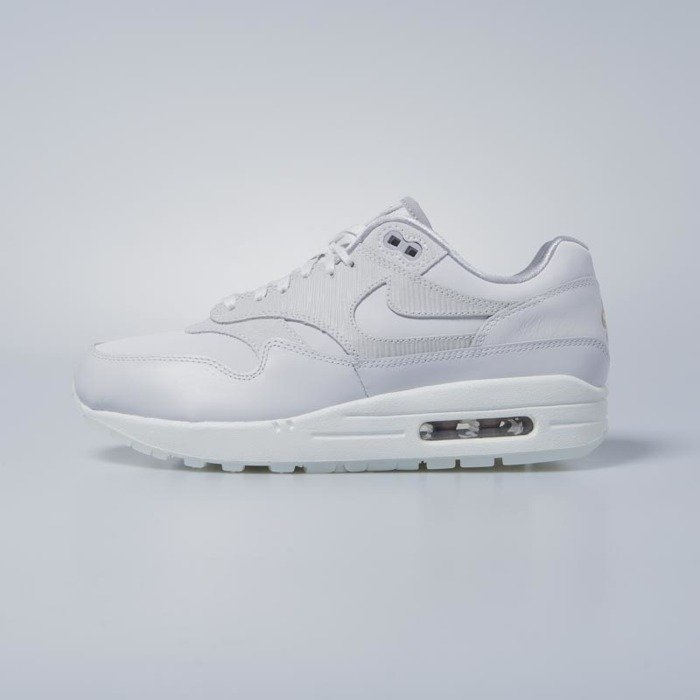 site réputé cc040 448db Nike WMNS Air Max 1 Premium vast grey / vast grey 454746-017