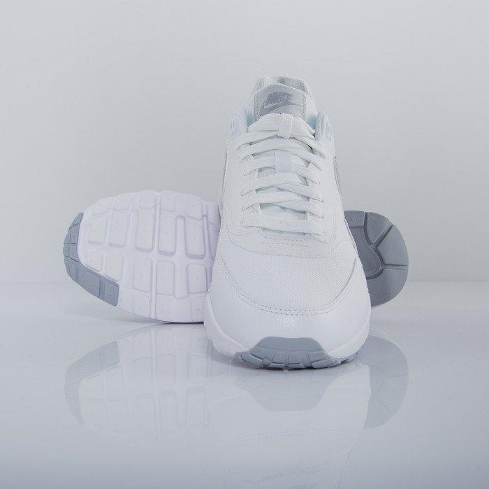 7aacf6d96092 ... Nike WMNS Air Max 1 Ultra Essentials white   wolf grey - pure platinum  - metallic ...
