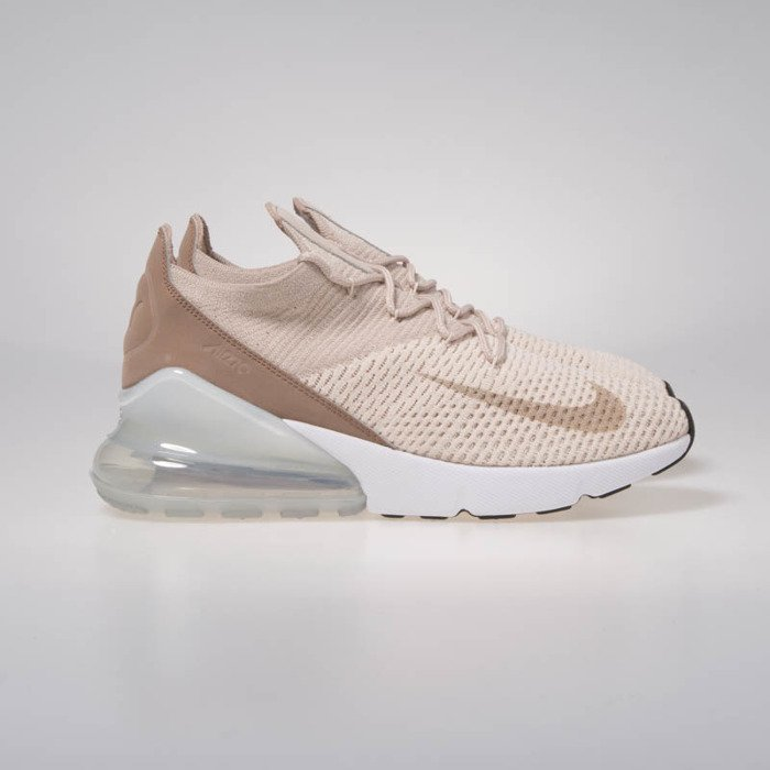 hot sale online c1a31 21d14 ... Nike WMNS Air Max 270 Flyknit guava ice particle beige (AH6803-801) ...