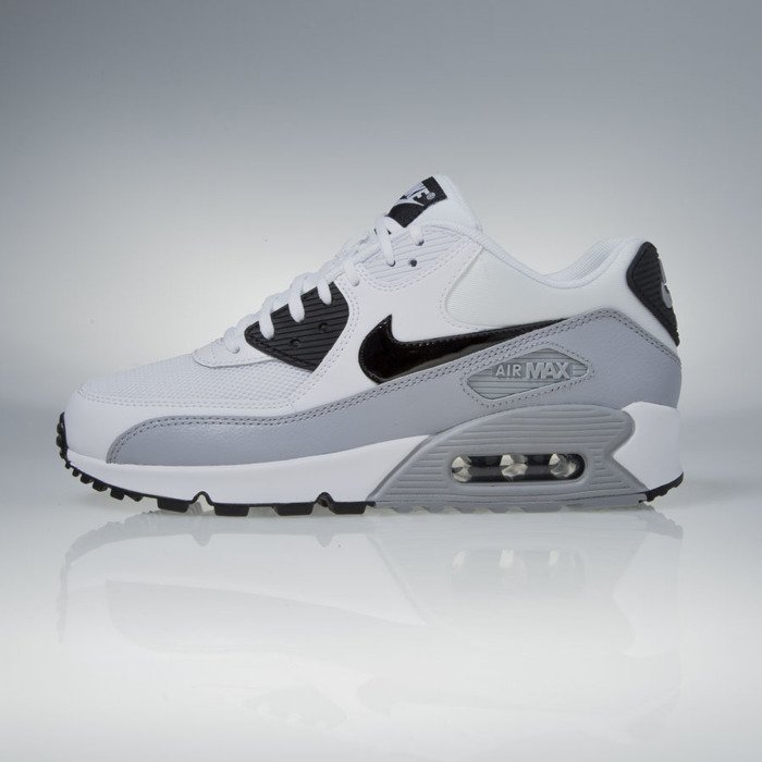 8b931e8e7451 ... Nike WMNS Air Max 90 Essential white   black-wolf grey (616730-111 ...