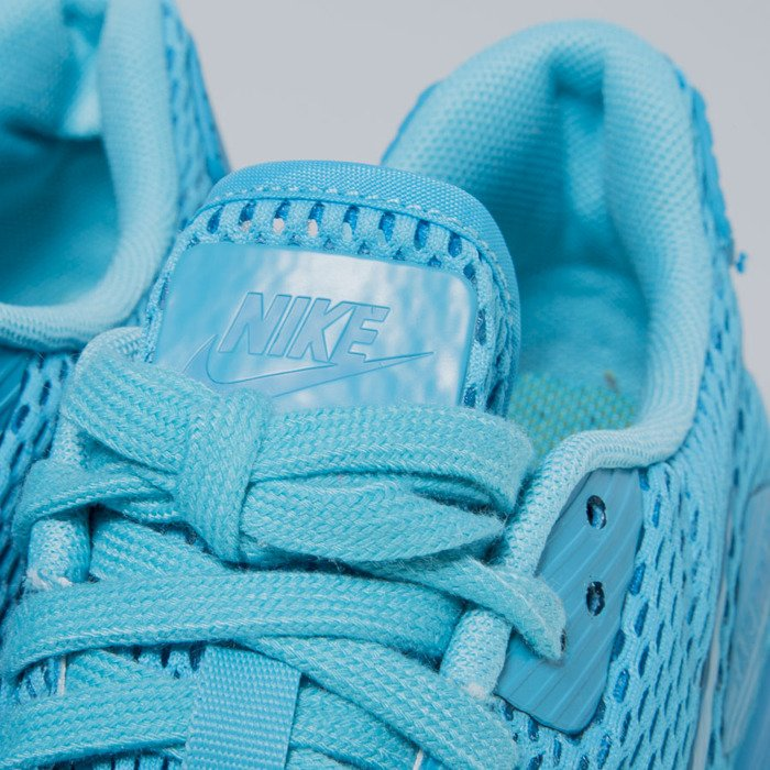 new products ead9d 718eb ... Nike WMNS Air Max 90 Ultra BR gamma blue   blue lagoon (725061-401 ...
