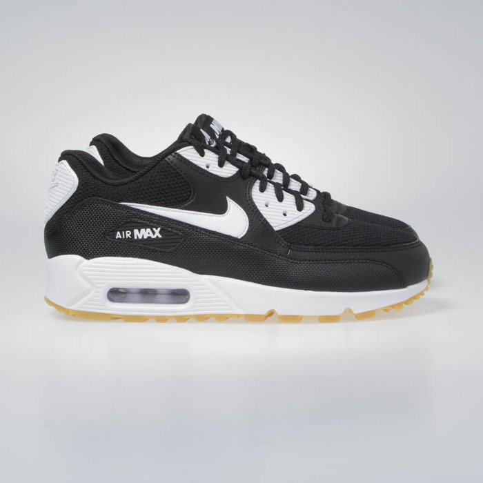 buy popular 8e54c 55ed9 ... Nike WMNS Air Max 90 black white-gum light brown (325213-055 ...