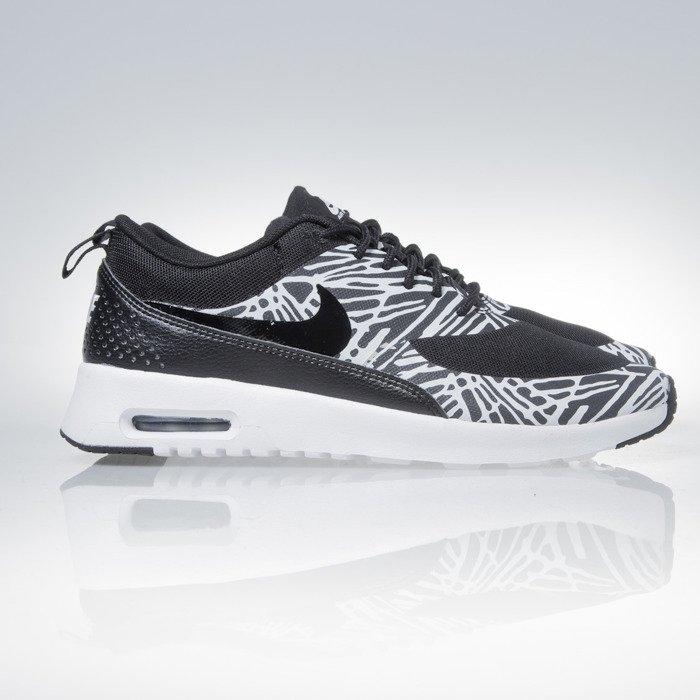 info for c2695 3a19c ... Nike WMNS Air Max Thea Print black   white   metalic silver (599408-010  ...