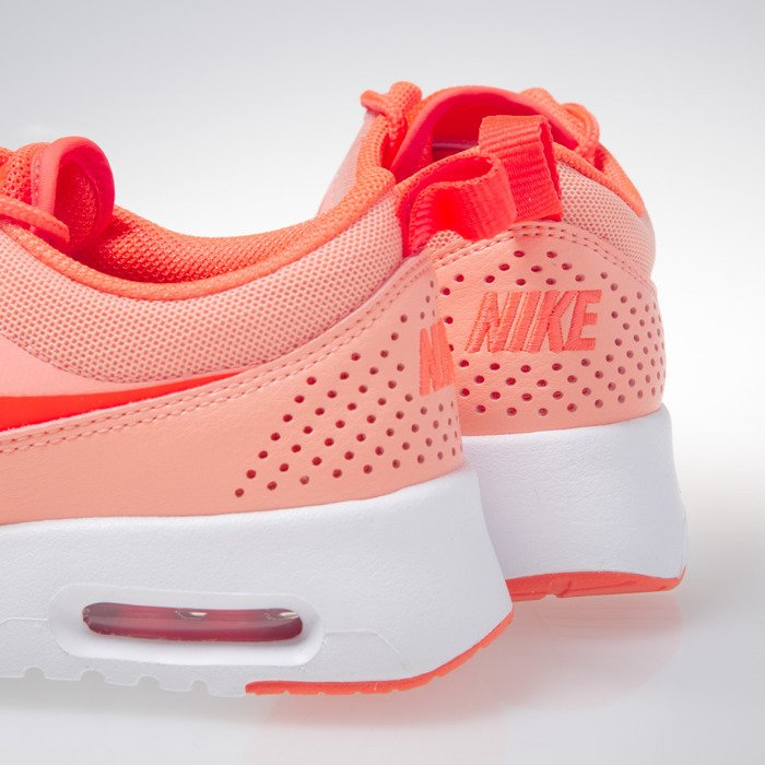 womens nike air max thea atomic pink\/white gingham