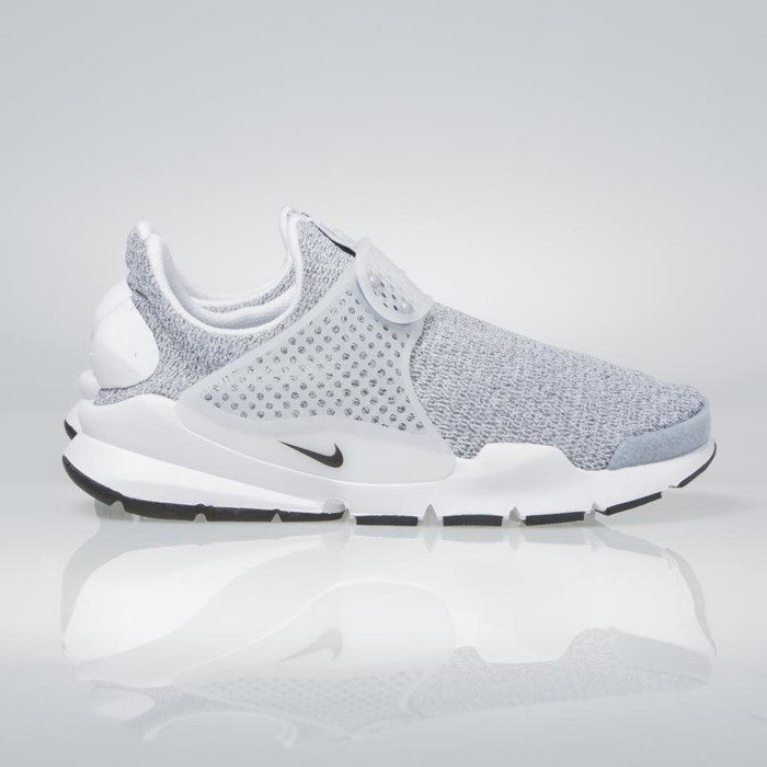 more photos e5834 d546d ... Nike WMNS Sock Dart Se white   black-metro grey 862412-100 ...