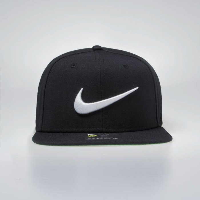 Bombero Horno Expresión  Nike snapback Swoosh Pro Classic black/pine green 639534-011 | Bludshop.com