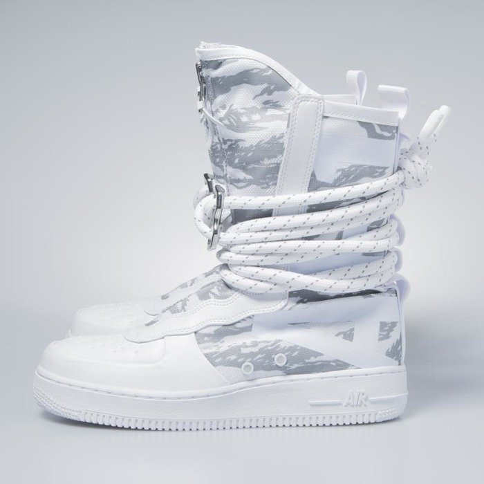 ada24a0842c3 ... Nike sneakerboot SF AF1 High Premium white   white-white AA1130-100 ...