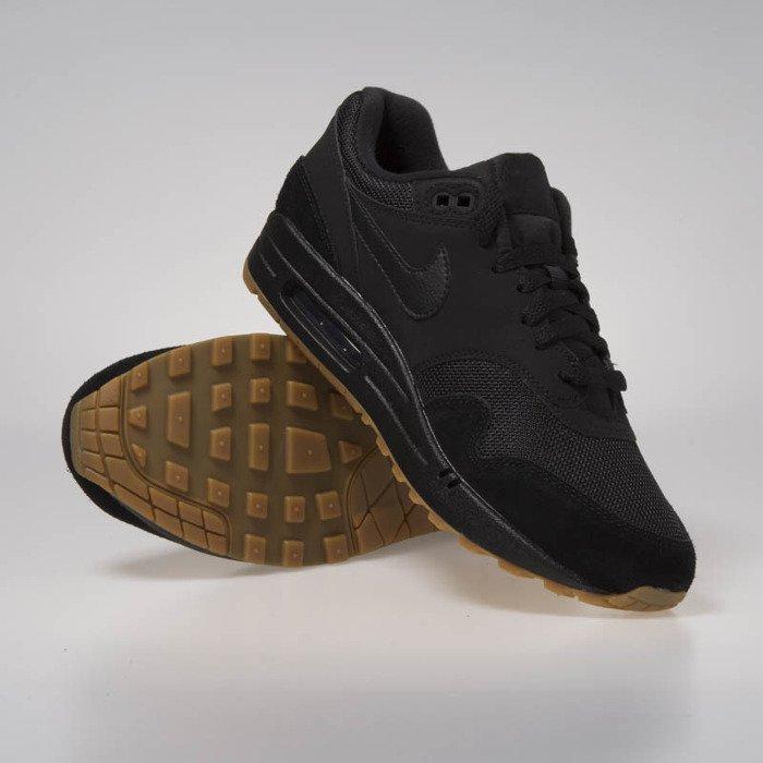 Nike sneakers Air Max 1 blackblack black (AH8145 007)