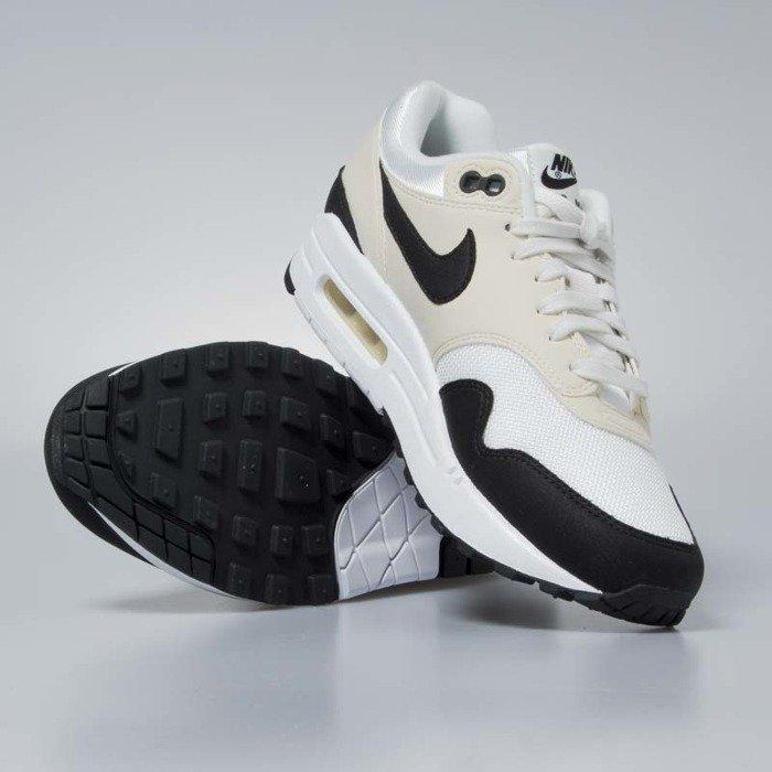 Nike sneakers Air Max 1 sail black fossil 319986 106