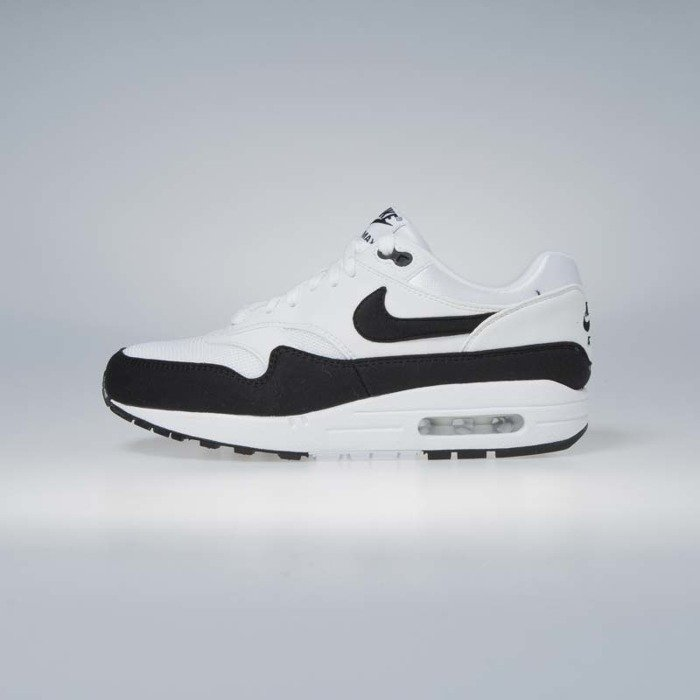 huge discount 72fee 2687e Nike sneakers Air Max 1 white   black 319986-109   Bludshop.com