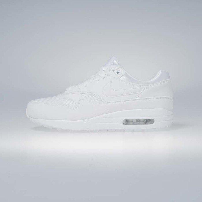 62ac0faea6bb Nike sneakers Air Max 1 white   white - pure platinum 319986-108 ...