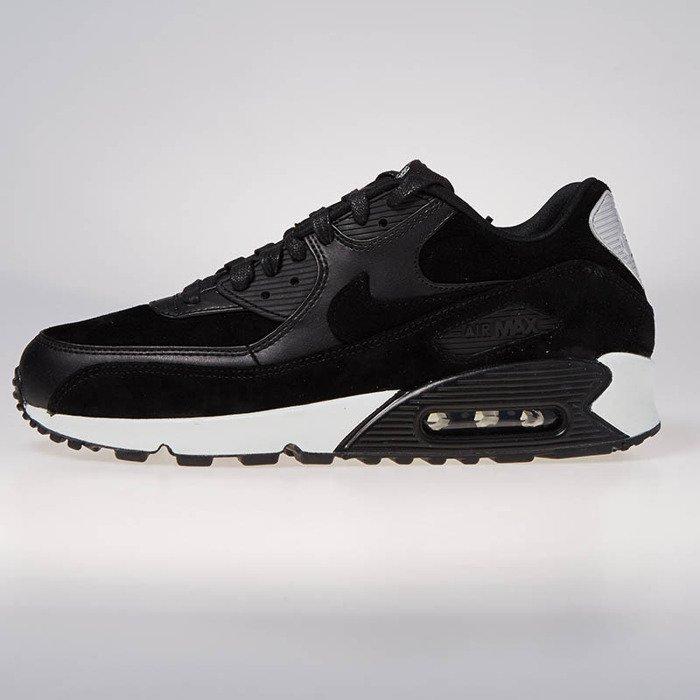 10c3b91ecc1c88 ... Nike sneakers Air Max 90 Premium black   black-off white 700155-009 ...