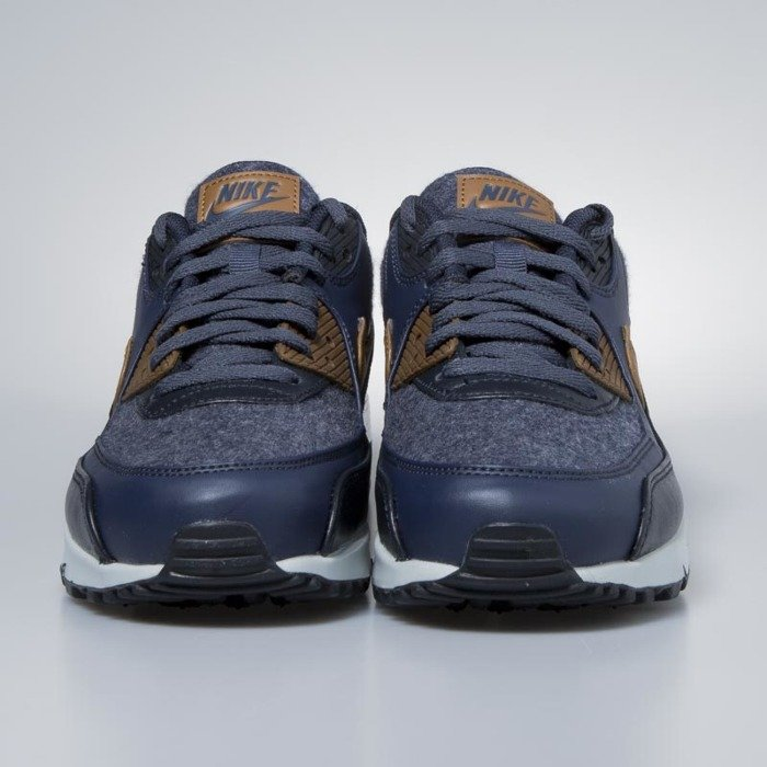 Nike Air Max 90 Premium Thunder Blue 700155 404