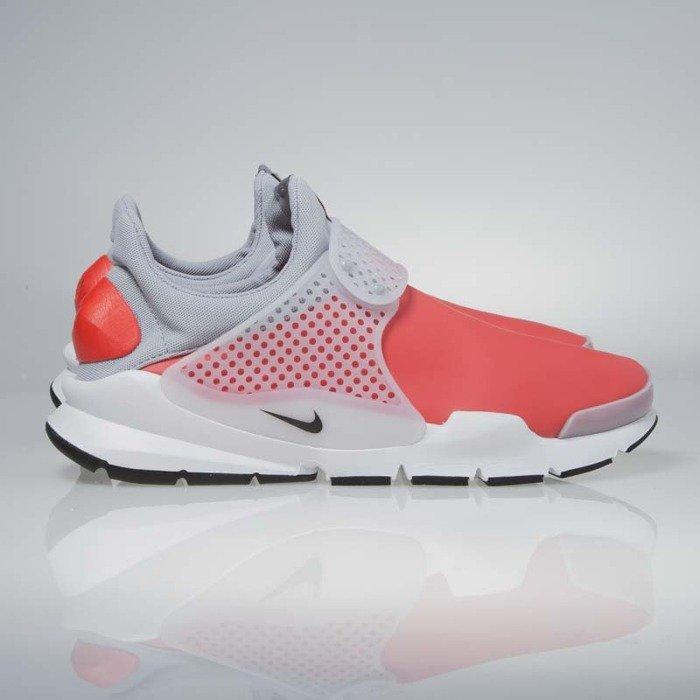 meet 55683 ddab4 Nike sneakers Sock Dart SE max orange / black - wolf grey 911404-800