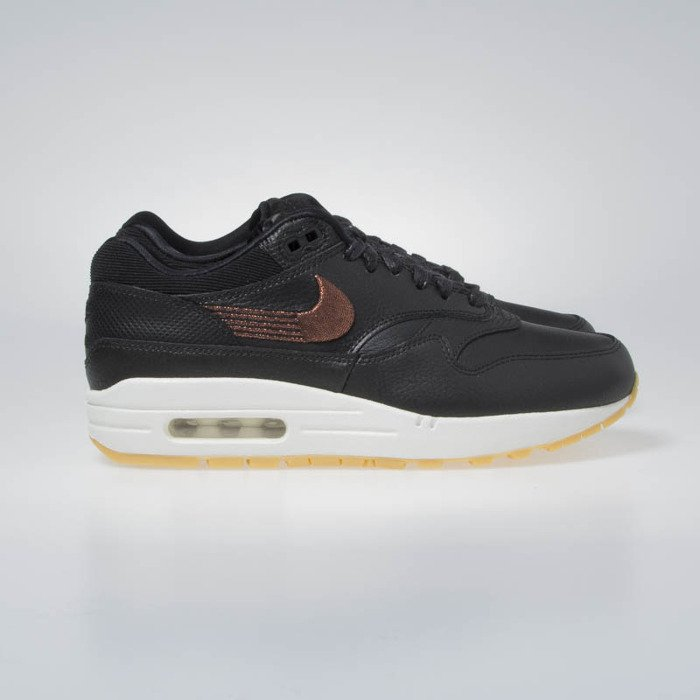 new style 44a3a 0f07c eng pl Nike-sneakers-WMNS-Air-Max-1 -PRM-black-black-gum-yellow-454746-020-32679 4.jpg