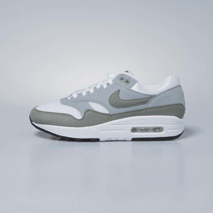 Nike sneakers WMNS Air Max 1 white dark stucco light pumice 319986 105