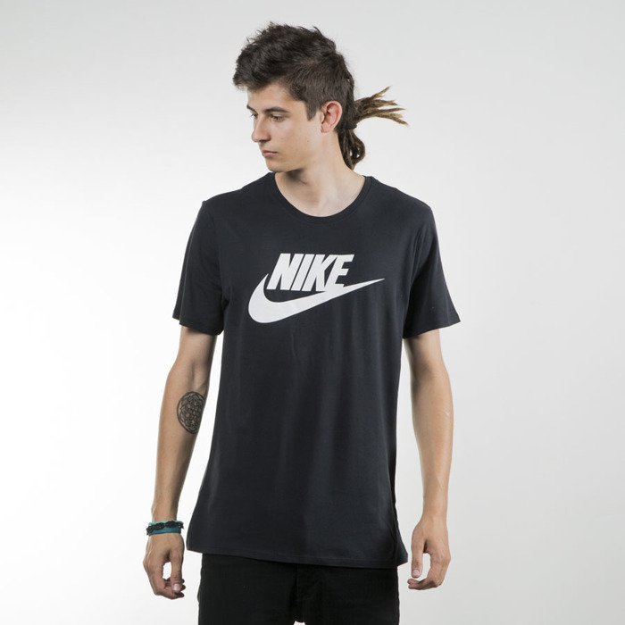 ... Nike t-shirt Futura Icon black (696707-015) ...