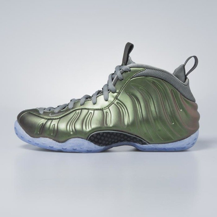 8e1e134f1f36f Nike unisex sneakers Air Foamposite One dark stucco   dark stucco - black  AA3963-001