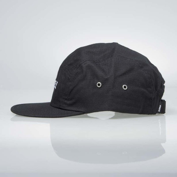 ... Obey Contorted II 5 Panel Cap black ... 8d79be8105cd
