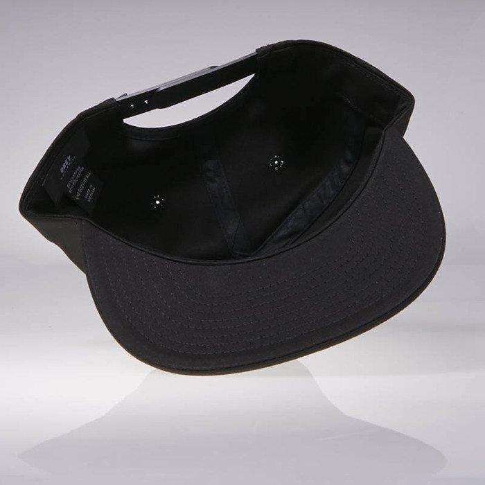 Obey Worldwide Seal Snapback black ... 82f48fad3f99