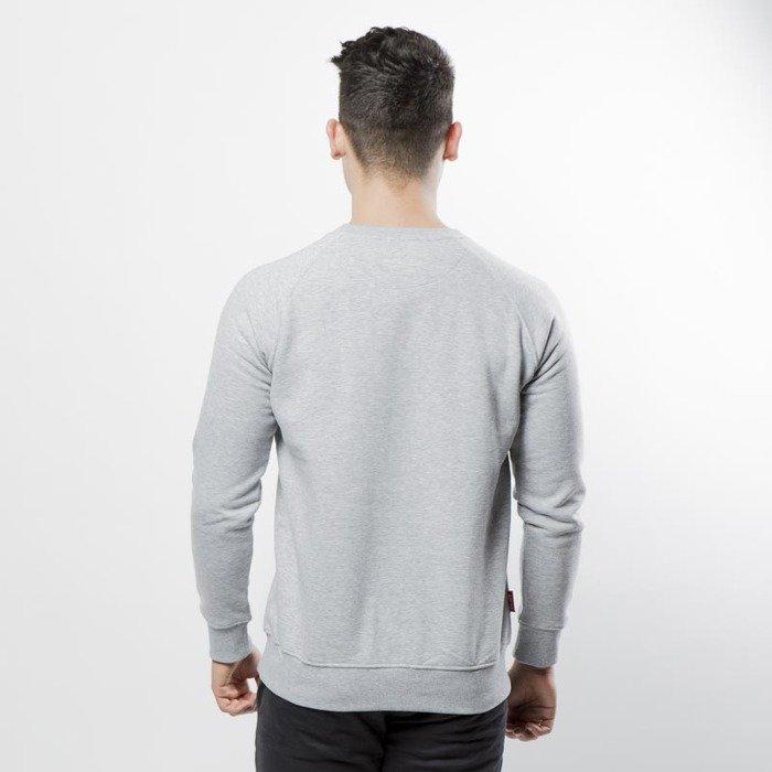 5c4a145f2 PLNY Sweatshirt Guczi Sruczi Crewneck - grey | Bludshop.com