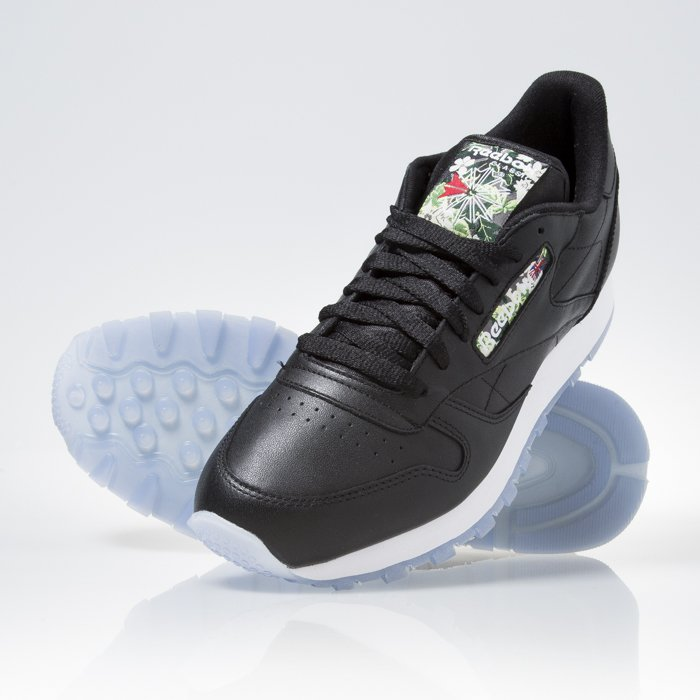 ... Reebok Classic Leather Black   White   Ice (V67859) ... a63e179e8