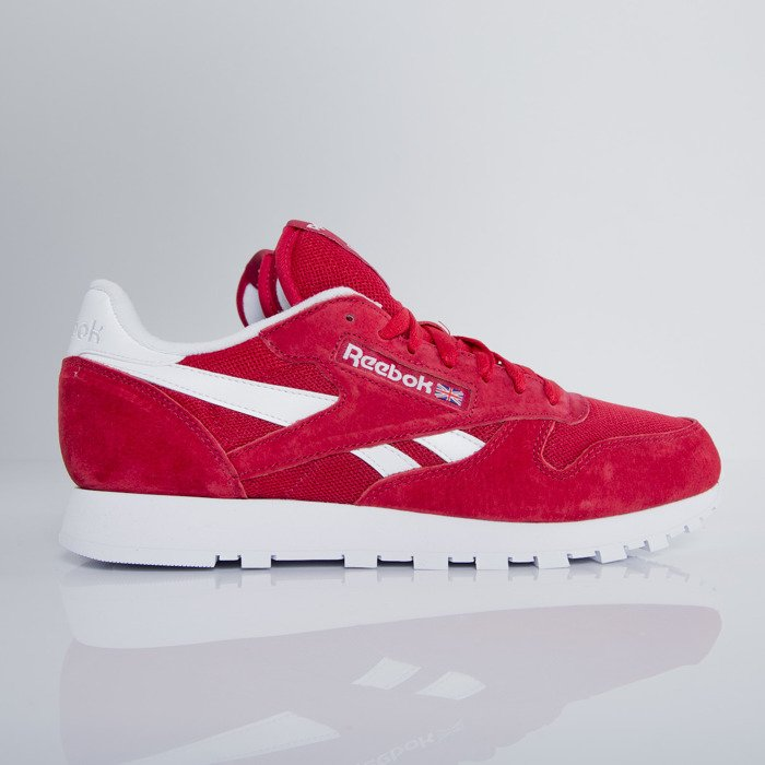 ... Reebok Classic Leather IS excellent red   white (V69420) ... 6ab5c679b