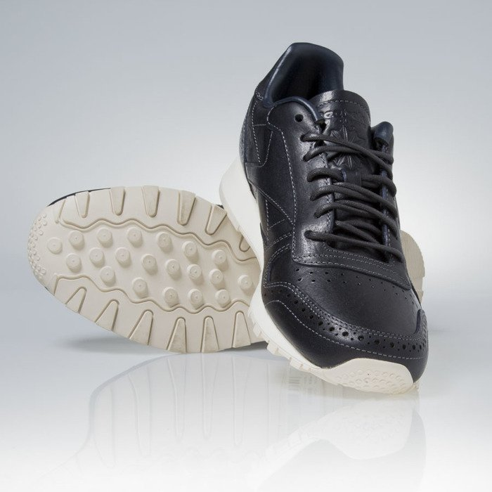 Reebok Cl Leather Lux H 40 5 Negro LIzuTGA