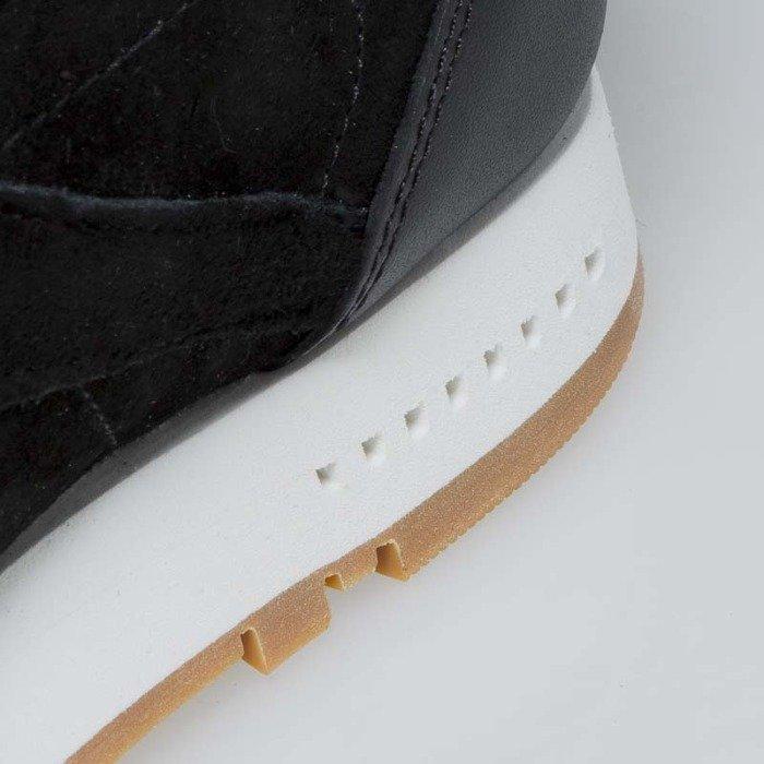 33f095b209bc4 ... Reebok Classic Leather SG black   chalk gum BS7892 ...