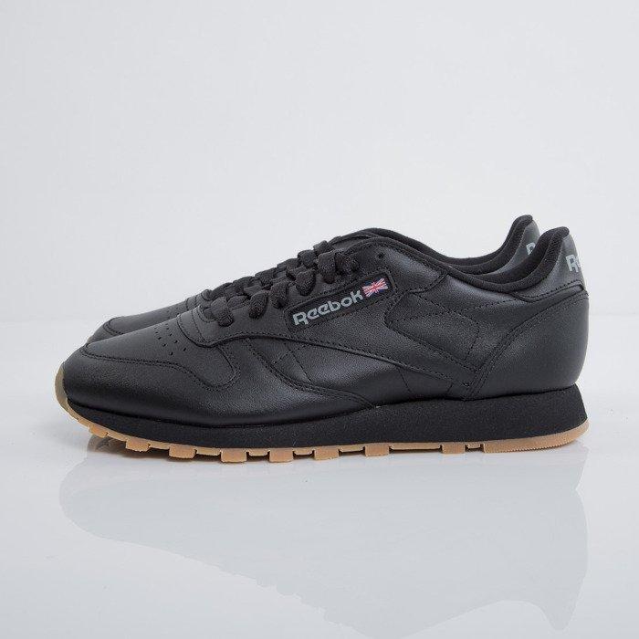 57e6de10eb0da ... Reebok Classic Leather black   gum (49800) ...