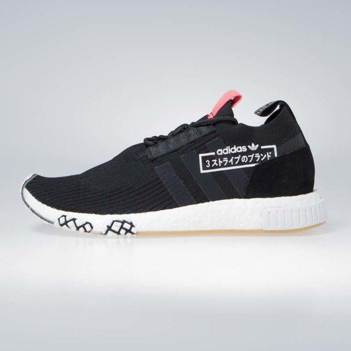 9ef2b39c0 Sneakers Adidas Originals NMD Racer PK core black/bluebird (BB7041) |  Bludshop.com