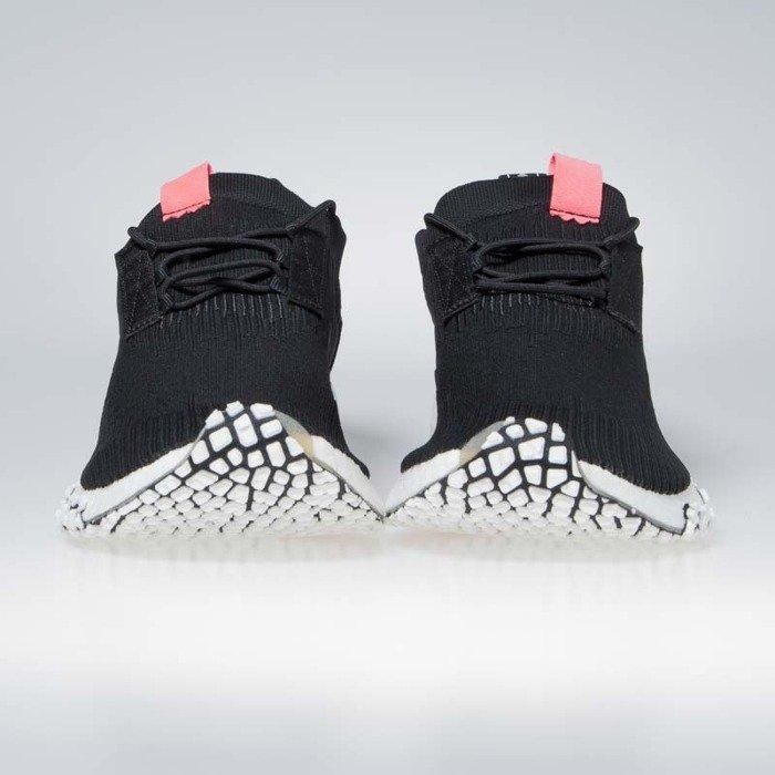 746903de057838 ... Sneakers Adidas Originals NMD Racer PK core black bluebird (BB7041) ...