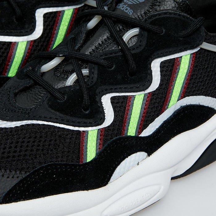 Sneakers Adidas Originals Ozweego core blacksgreenonix (EE7002)