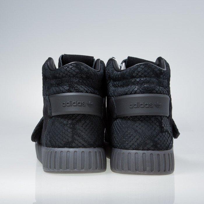 9abfedc67800be ... Sneakers Adidas Originals Tubular Invader Strap core black   core black  BB8392 ...