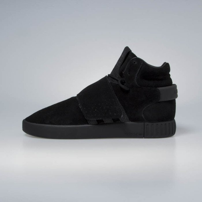 ... Sneakers Adidas Originals Tubular Invader Strap core black   core black    footwear white BY3632 ... 9b4ad00e8